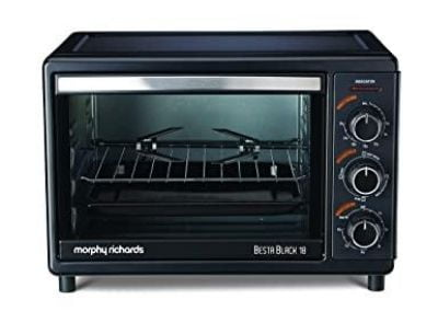 Morphy Richards Besta Black 18L OTG