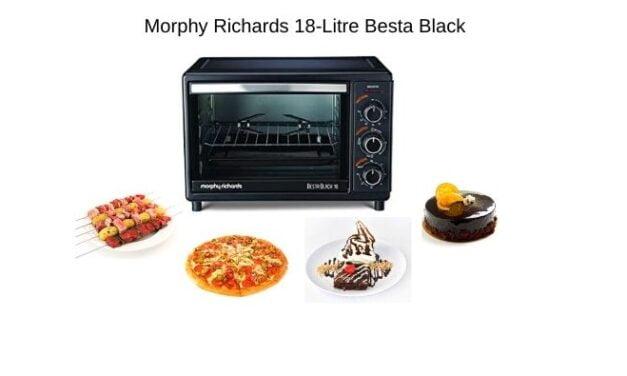 Review of Morphy Richards Besta Black 18L RSS OTG