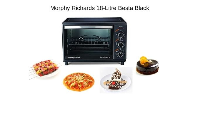 Review of Morphy Richards Besta Black 18L RSS OTG