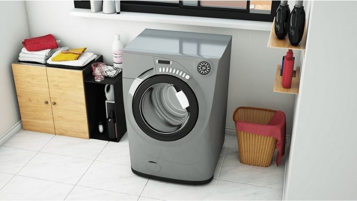 Wash program in washing machine