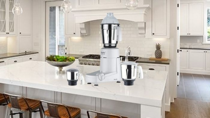 Review of Preethi Popular 750W MG 142 mixer grinder (mixie)