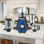 Review of Preethi Zodiac 2.0 mixer grinder (mixie)