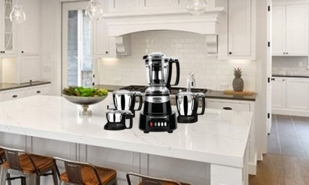 Review of Panasonic MX-AV425CB Charcoal Black 600W mixer grinder (mixie)